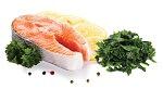 Omega-3 Lebensmittel_Lachs, Makrele, Sardinen andere Kaltwasserfische sind reich an Omega-3