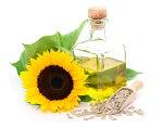 Omega-6 Lebensmittel_Sonnenblumenöl ist reich an Omega-6-Fettsäuren
